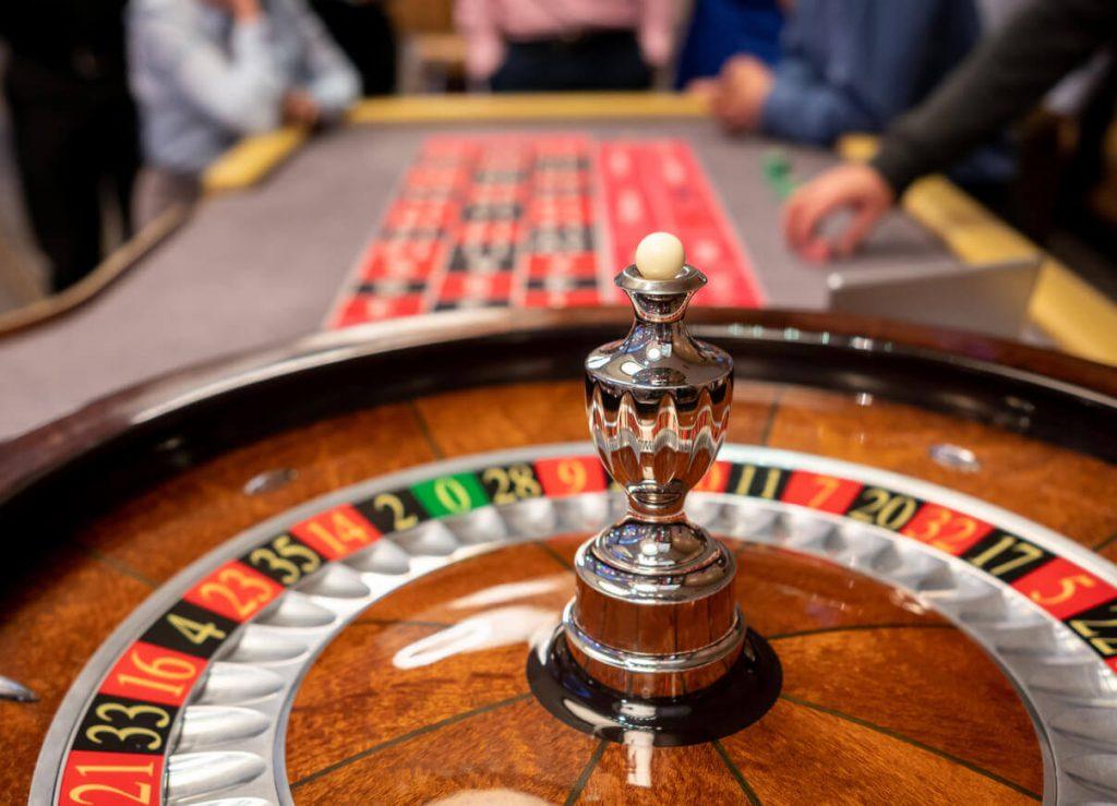 Roulette inside och outside bets